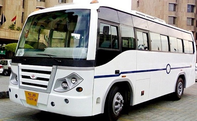 Luxury Bus Booking