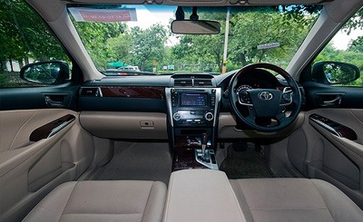 Toyota Camry Hire India